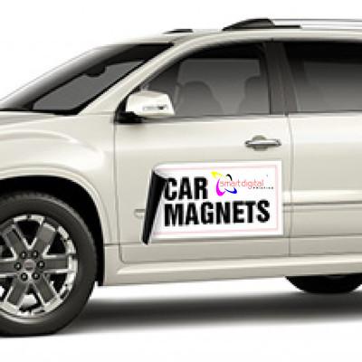 PRUVIT Car Door Magnet KZ Creative Services Online Store - Custom car door magnet