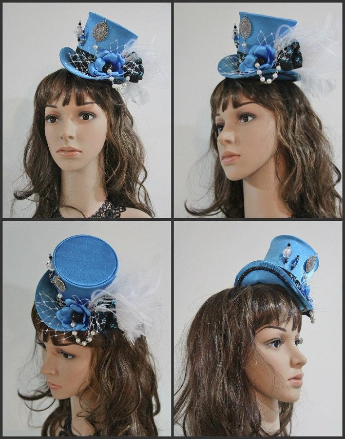 Mad Hatter Hat Pins Alice Wonderland Top Hat Mad Hatter Alice
