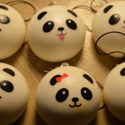 Panda Bun Squishy Mini : Home ? 1stFunkyMonkey ? Online Store Powered by Storenvy