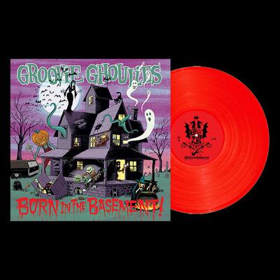 "Lp: groovie ghoulies ""born in the basement"""