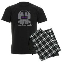 Phantom Muzik Men's Dark Pajamas