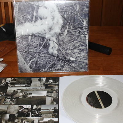 Sparrows - cold ground lp