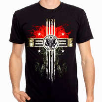 """Empire Cross"" Mens T-Shirt"