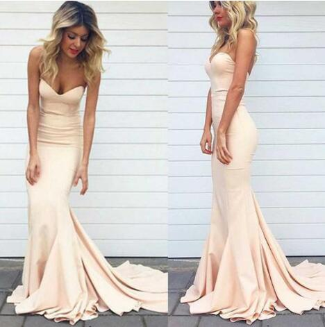 Cheap long evening dress