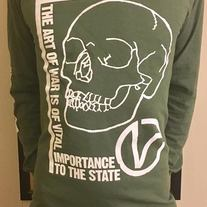Art Of War Long Sleeve Tee medium photo