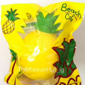 The Kawaii Hut CHAWA PINEAPPLE SQUISHY Online Store Powered by Storenvy