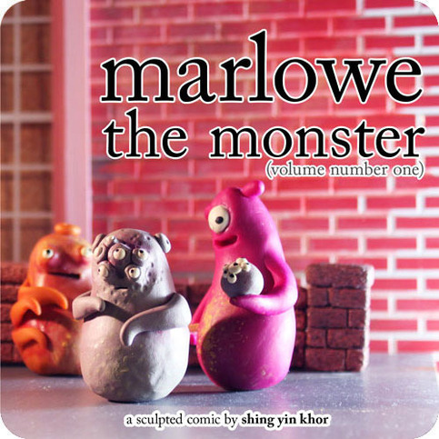 Marlowe the Monster Volume 1