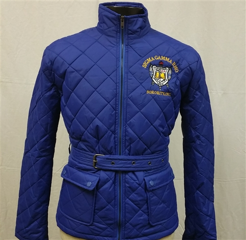 fitted english quilt jacket s new is navy quilted blue ladies itm riding image loading