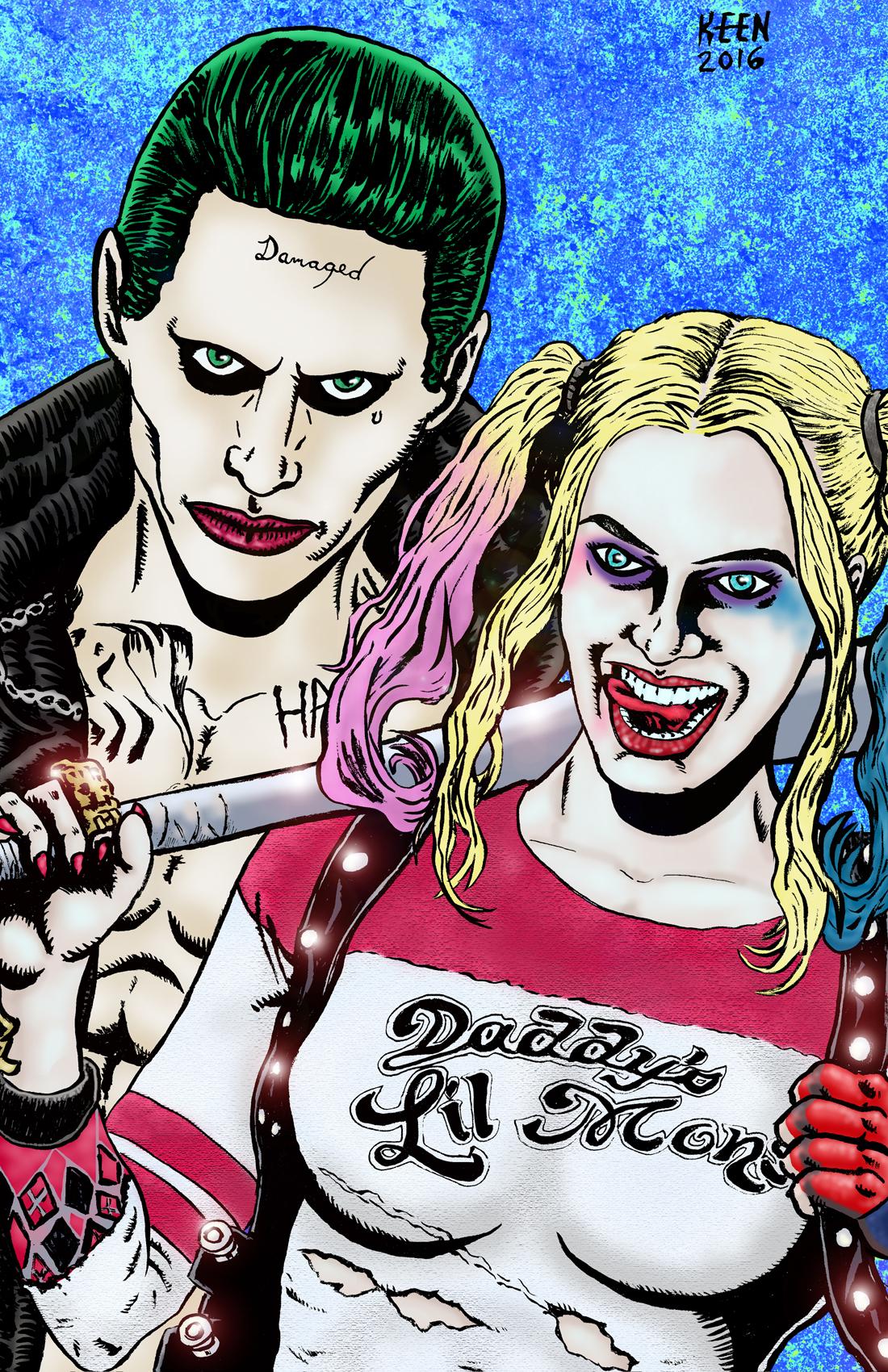 harley quinn and joker midnight horizon comics online store