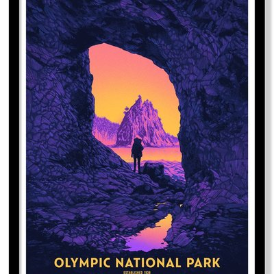 59 parks 'oympic national park' xl