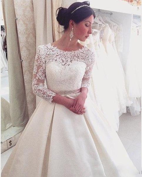 WD57 Lace Backless Wedding Dresses Wedding Dress Custom Made Wedding Gown · Fancygirldress