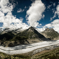 C016 Aletsch Glacier Switzerland