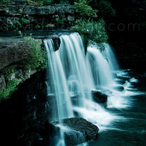 C039 Tennessee Waterfall