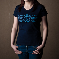Girls Anchor T-Shirt