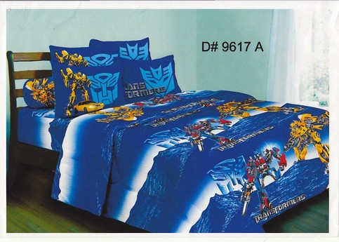 Transformer Single Bed Sheet on Storenvy