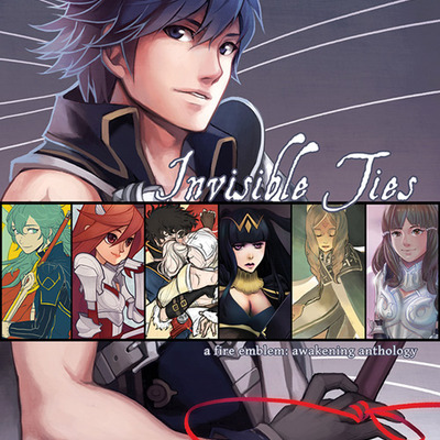 Invisible ties anthology