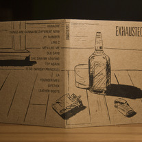 Exhausted Pipes CD + Digital Download (Whisky)