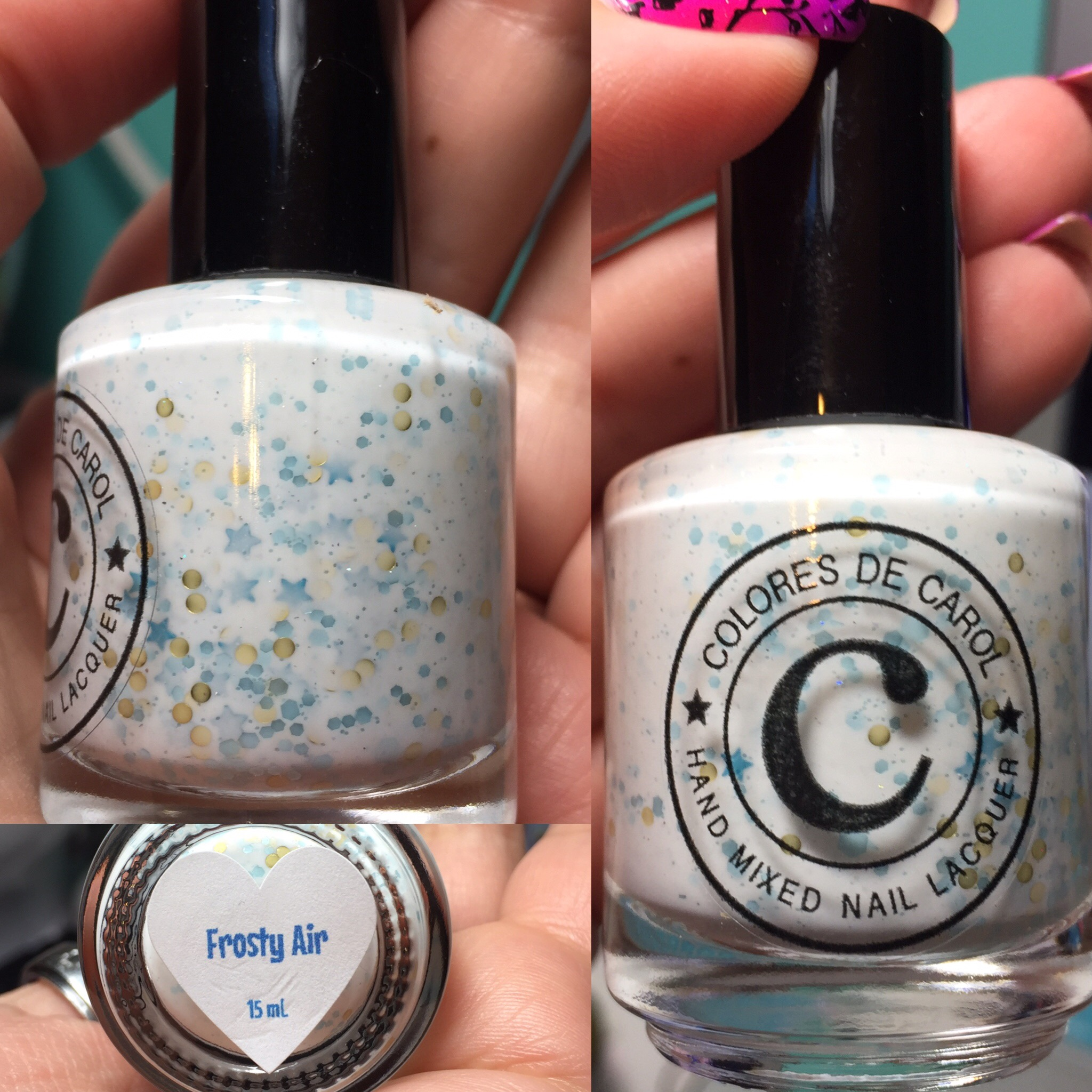 Frosty Air - Colors De Carol - Winter Box · Nail Polish Destash ...