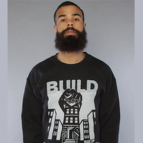 Build Community Men's Sweatshirt