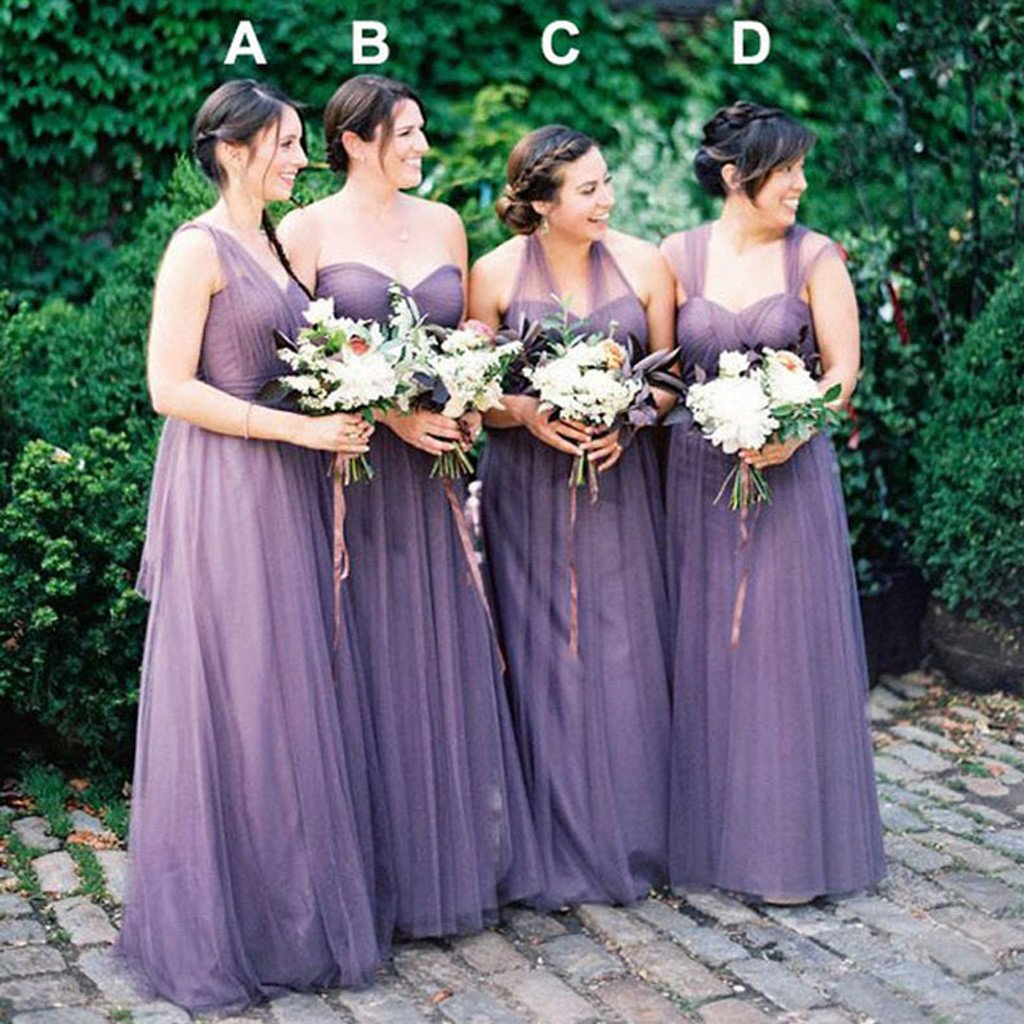 Convertible bridesmaid dressmismatched bridesmaid dresses convertible bridesmaid dressmismatched bridesmaid dressessleeveless bridesmaid dressesfloor length bridesmaid ombrellifo Image collections