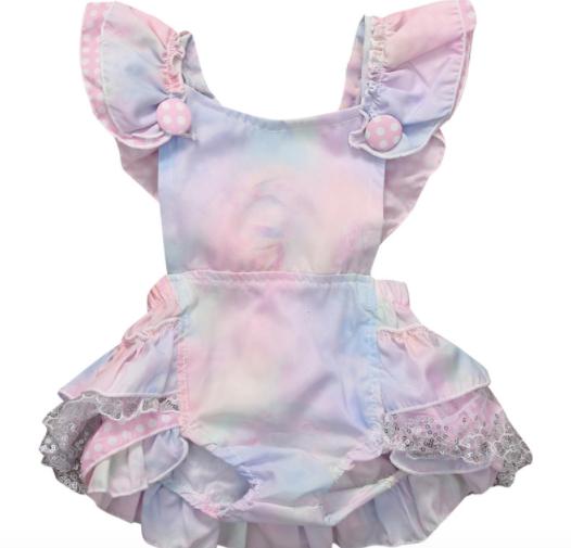 a2ebac7738b Baby Toddler Unicorn Romper · Blush + Willow
