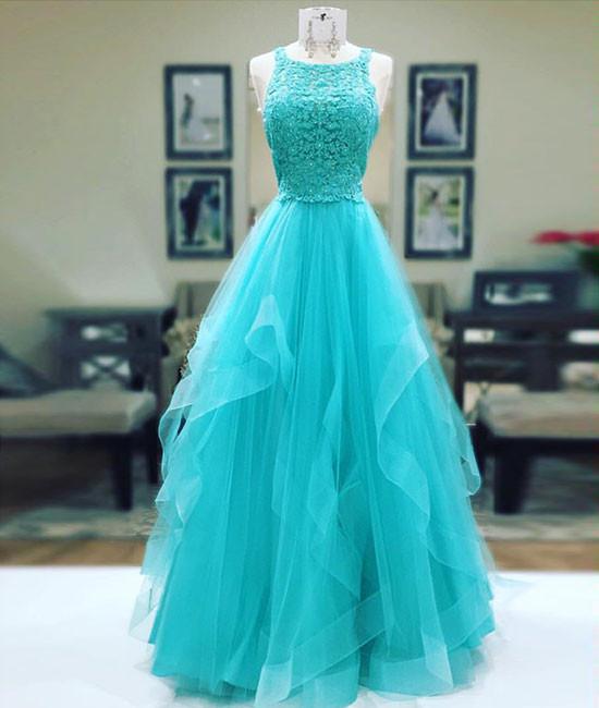 Princess Prom Dressbirthday Party Dresses Formal Dress For Teens