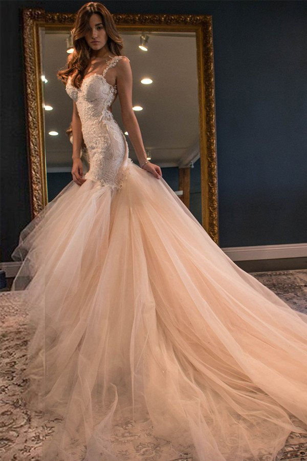 Fitted Wedding Dresses