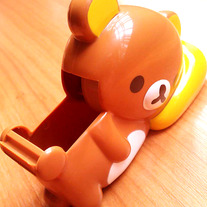 Rilakkuma Tape Dispenser [FS-09701]