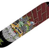 ETHER x Skate All Cities (Skateboard Deck)