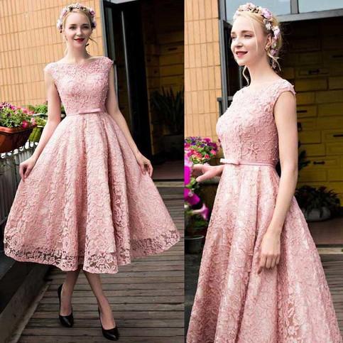 modest pink prom dresses aline short homecoming dresses