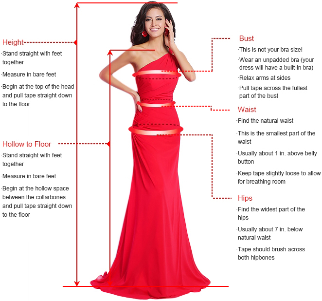 Cute Red Formal Dress