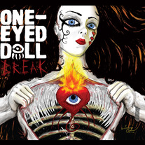 Break CD (2010 One-Eyed Doll)