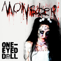 Monster CD (2008 One-Eyed Doll)
