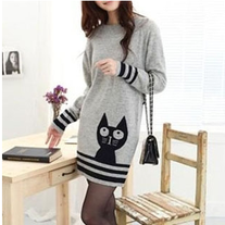 Jersey Gato / Cat Sweater 2WH166
