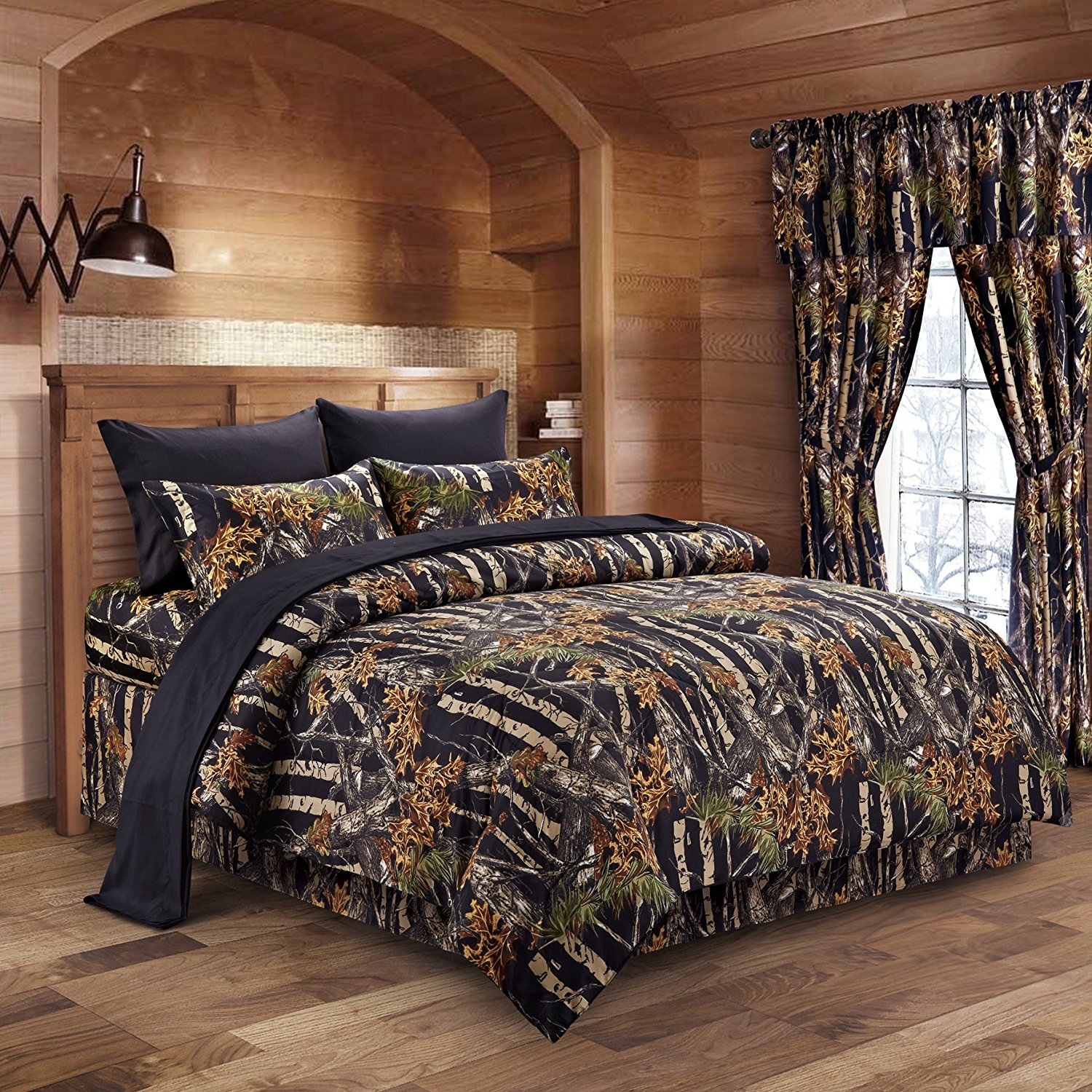 lime camouflage ideas green camo bed bedding