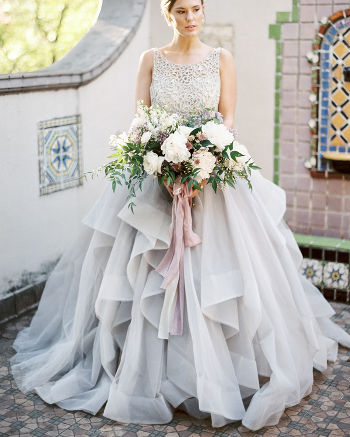 Beaded Ball Gown Wedding Dresses