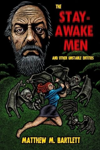 Image result for the stay-awake men & other unstable entities