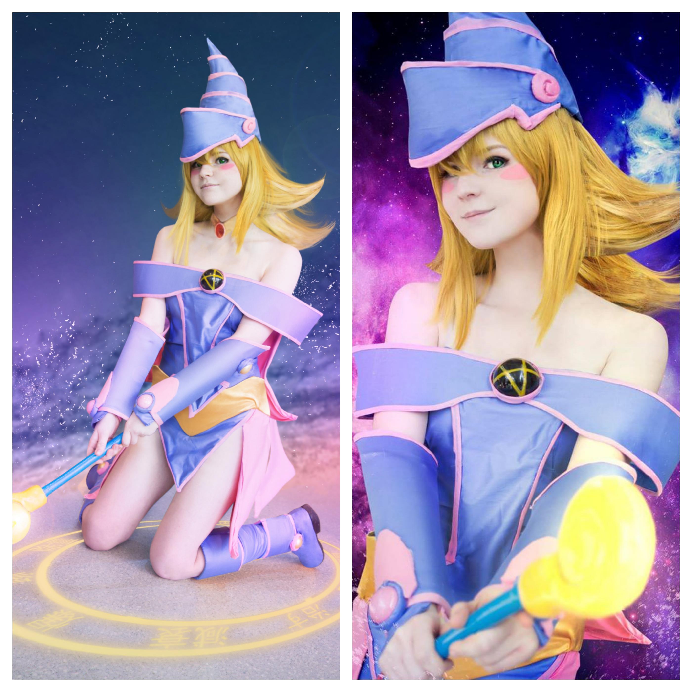Dark Magician Girl Print Set  sc 1 st  Online Store Powered by Storenvy & Dark Magician Girl Print Set · FoxyLiddels little Wonderland ...