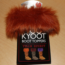 TEAM SPIRIT Boot Topper - Texas Orange