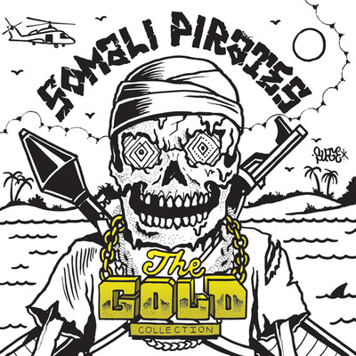 "Somali pirates ""the gold collection"" 7"""