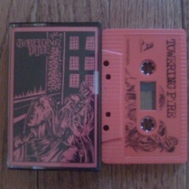 "Towering Pyre ""S/T"" cassette (Nervous Light)"