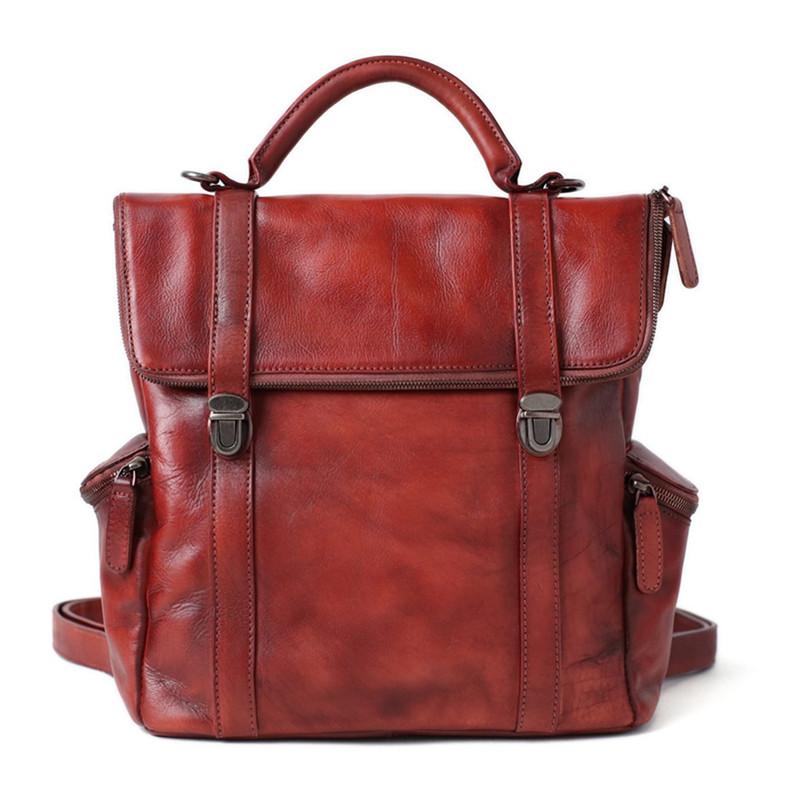 6df802b31c73 Handmade Full Grain Leather Handbag