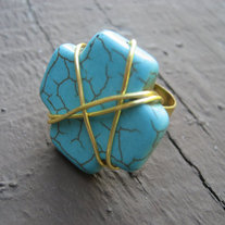 Handmade Felz Wired Ring