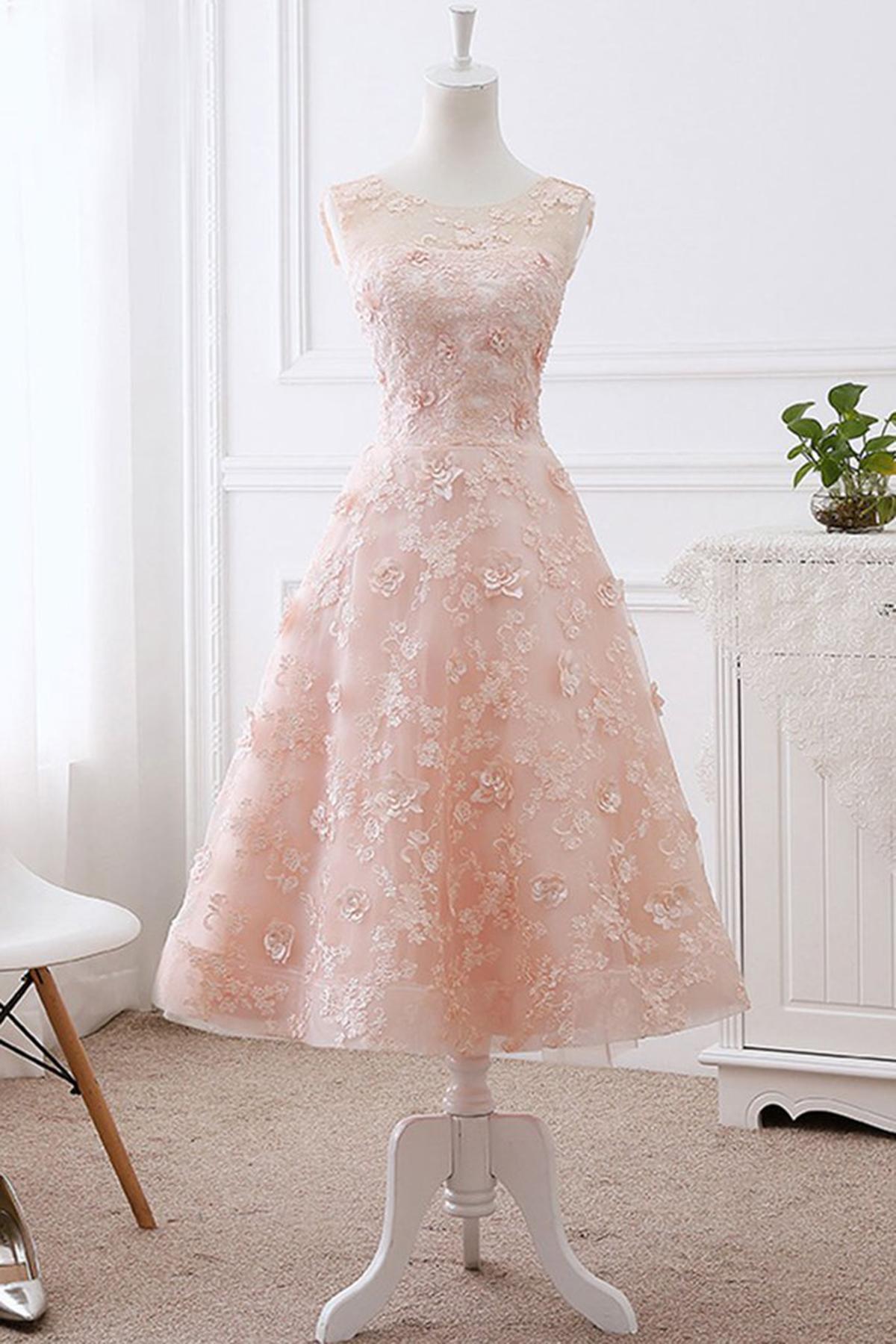 Mid Length Prom Dresses