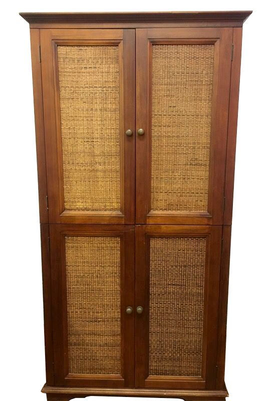 Tommy Bahama style smaller armoire · New To You - 954.588 ...