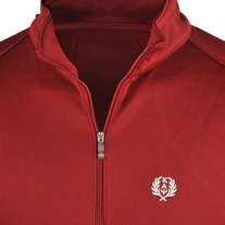 Kappa Alpha Psi Nike Zip Cover-Up
