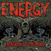 Energy - Invasions Of The Mind CD