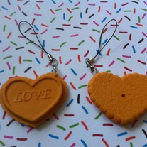 Heart Cookie Squishy