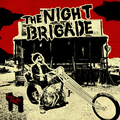 "The night brigade ""save my soul"" lp (w/ download card)"