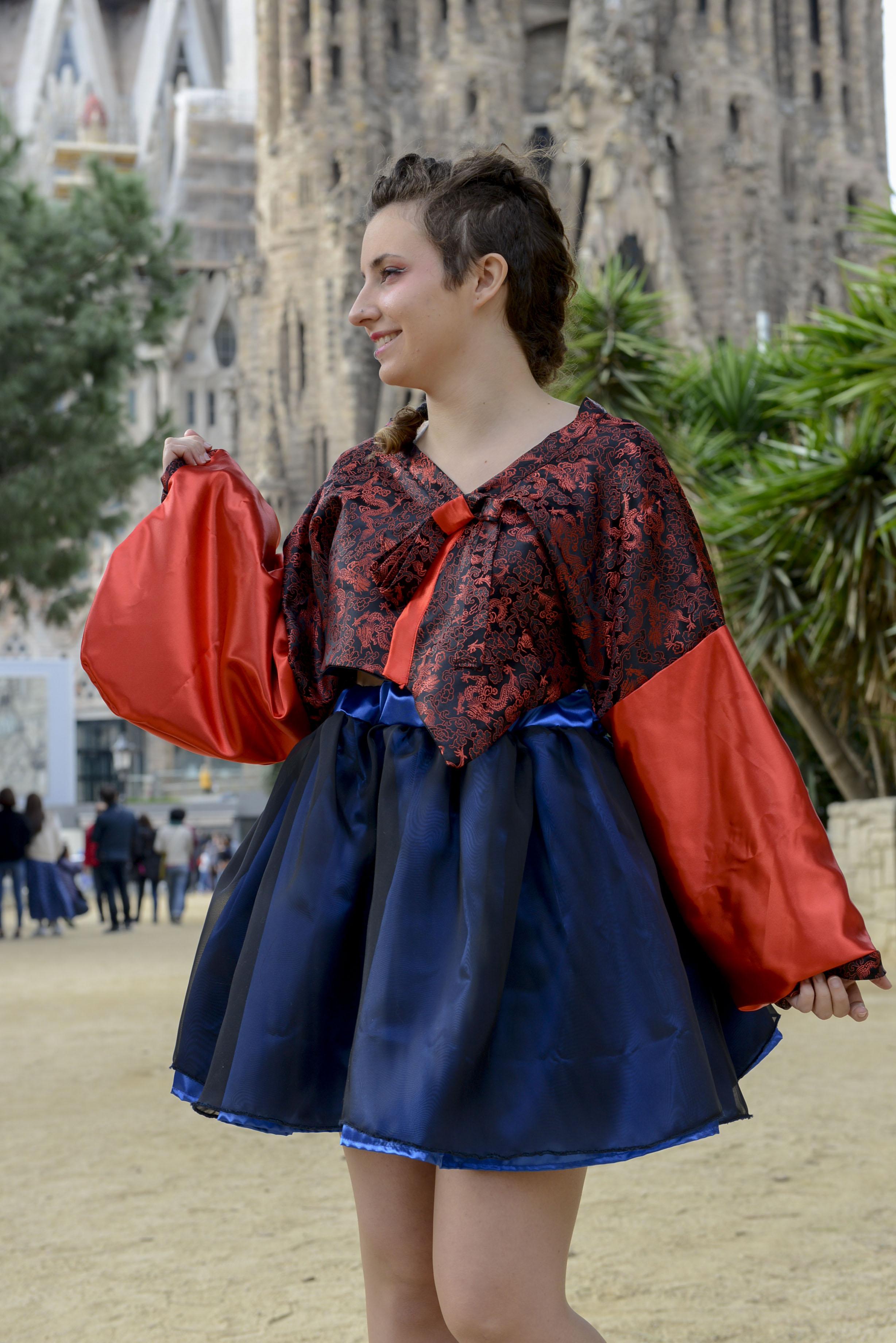 Image result for modern hanbok